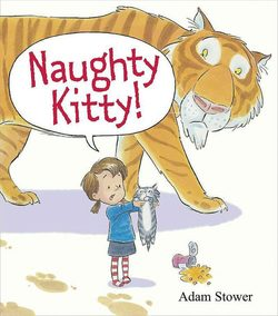 Naughty Kitty! book