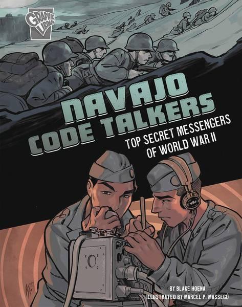 Navajo Code Talkers book