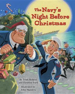 Navy's Night Before Christmas book