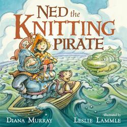 Ned the Knitting Pirate book