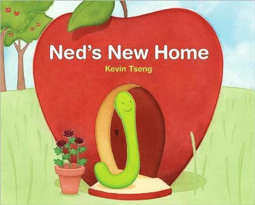 Ned's New Home book