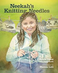Neekah's Knitting Needles book