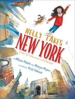 Nelly Takes New York book