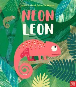 Neon Leon book