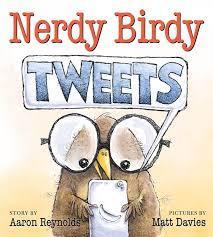 Nerdy Birdy Tweets book