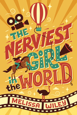 Nerviest Girl in the World book
