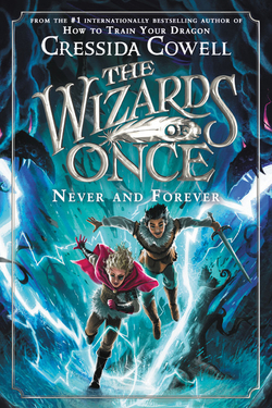 Never and Forever book