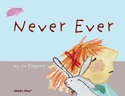 Never Ever book