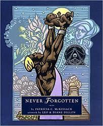 Never Forgotten book