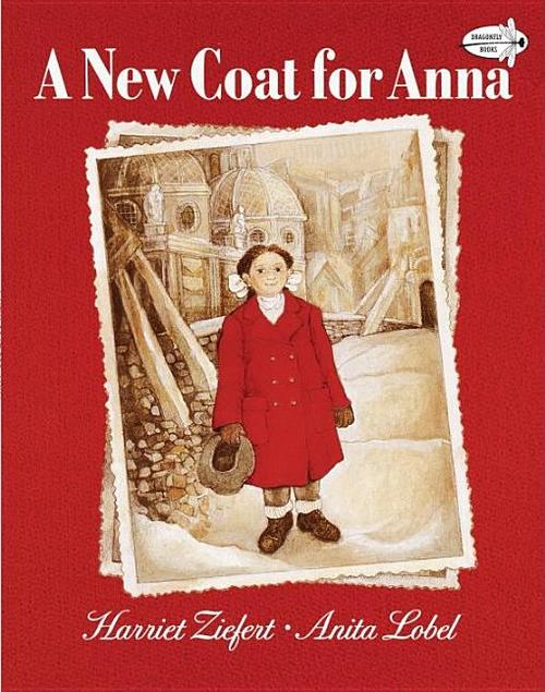 New Coat for Anna book
