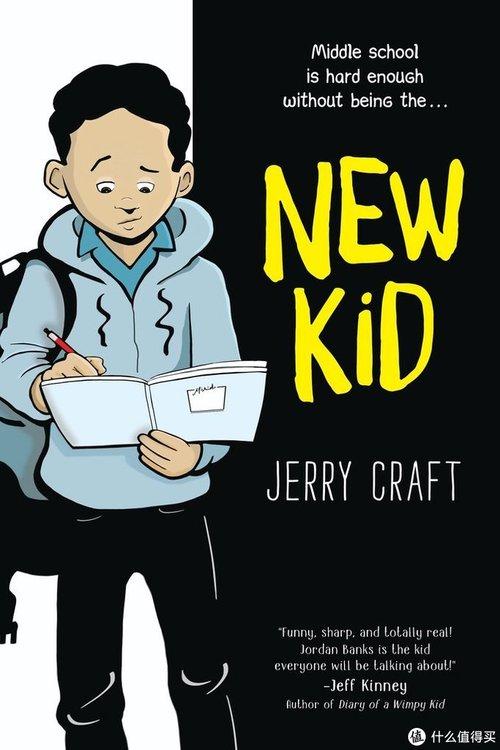New Kid book