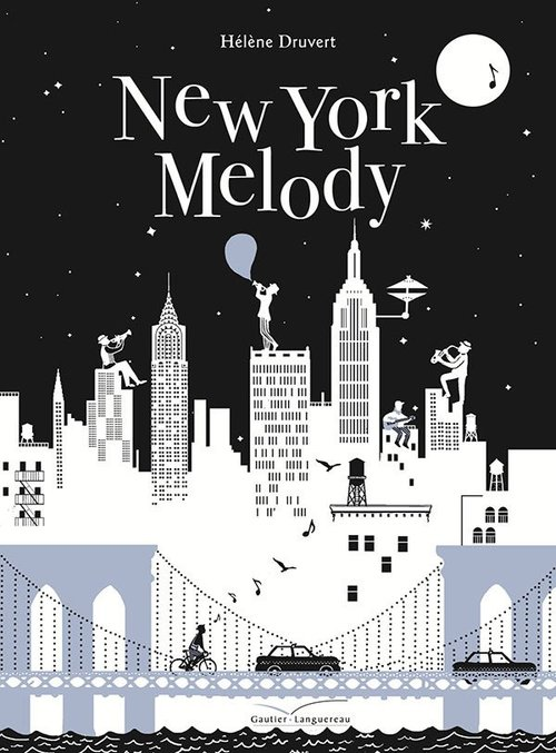 New York Melody book