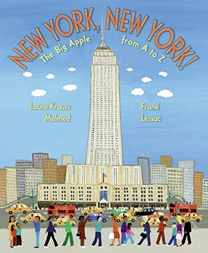 New York, New York! book