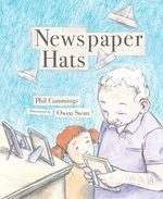 Newspaper Hats book