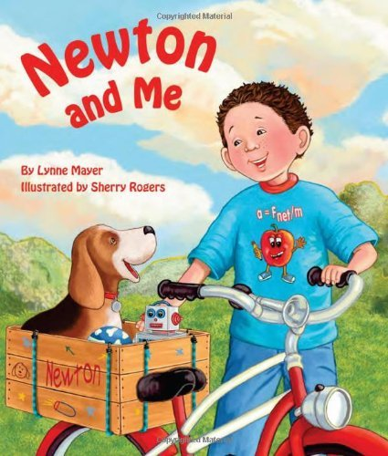 Newton and Me book