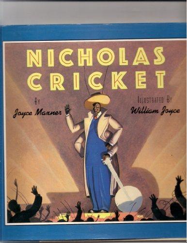 Nicholas Cricket book