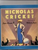 Nicholas Cricket book