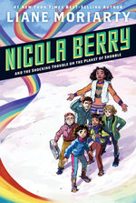 Nicola Berry and the Shocking Trouble on the Planet of Shobble book