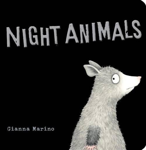 Night Animals book