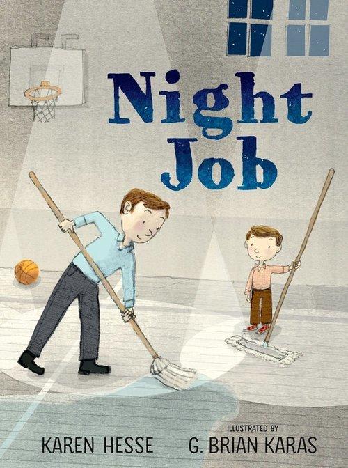 Night Job book