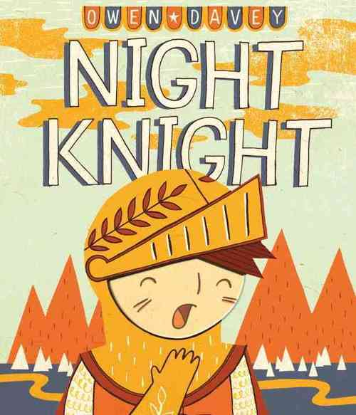 Night Knight book