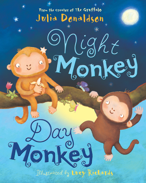 Night Monkey, Day Monkey book