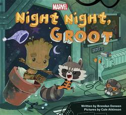 Night Night, Groot book