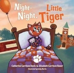 Night Night, Little Tiger book