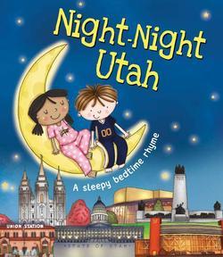 Night-Night Utah book