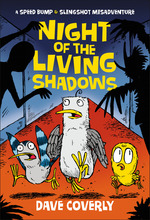Night of the Living Shadows book