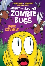 Night of the Living Zombie Bugs book