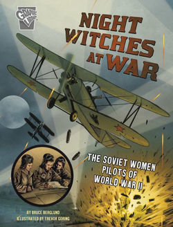 Night Witches at War book