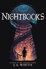 Nightbooks book