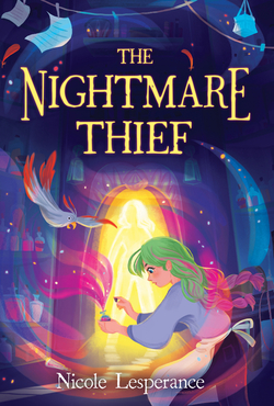 Nightmare Thief book