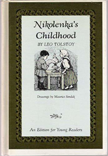 Nikolenka's Childhood: An Edition for Young Readers book