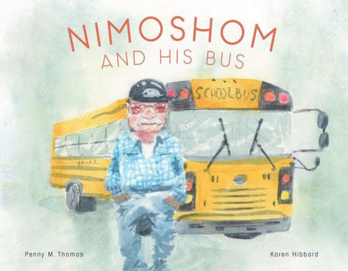 Nimoshom and His Bus book