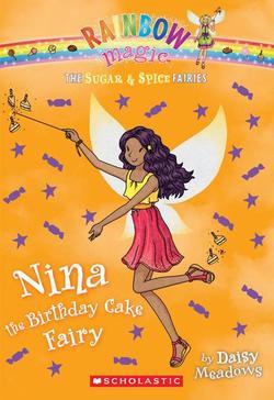Nina the Birthday Cake Fairy book