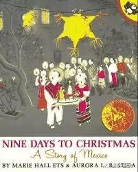 Nine Days to Christmas book