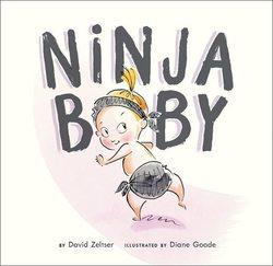 Ninja Baby Book