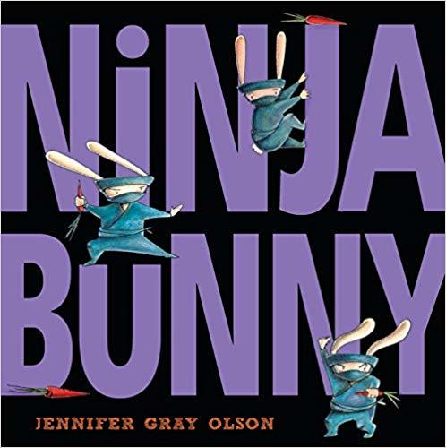 Ninja Bunny book