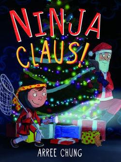 Ninja Claus! book