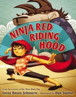 Ninja Red Riding Hood book
