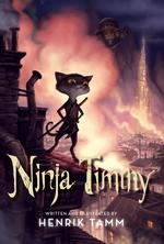Ninja Timmy book
