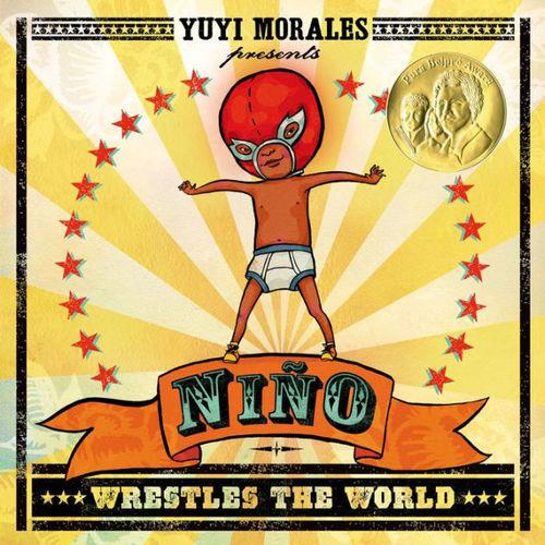 Niño Wrestles the World book