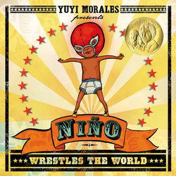 Niño Wrestles the World book