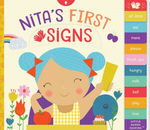 Nita's First Signs book