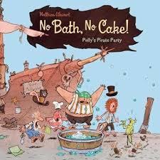 No Bath, No Cake! book