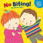 No Biting! book