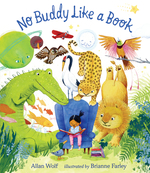 No Buddy Like a Book book