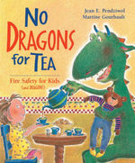 No Dragons for Tea book